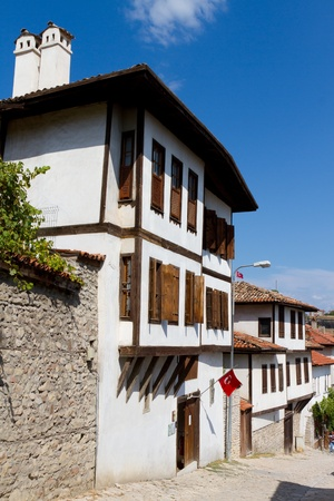 A Traditional Ottoman House from Safranbolu, Turkey photo