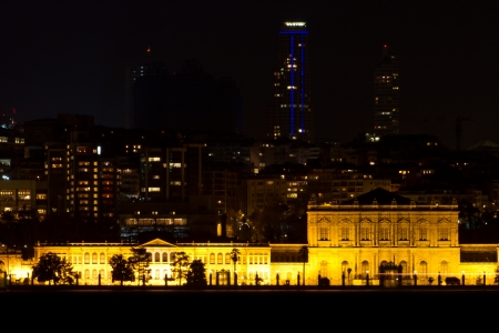 opulent: Dolmabahce Palace