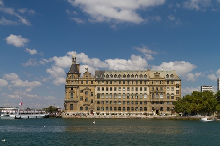 haydarpasa: Haydarpasa Train Station