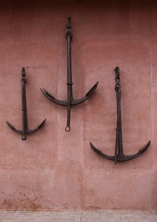 Anchors photo