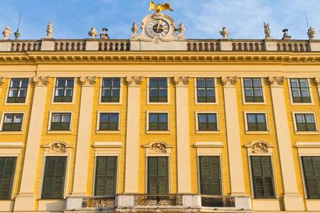 schloss schoenbrunn: Schonbrunn Palace, Vienna, Austria