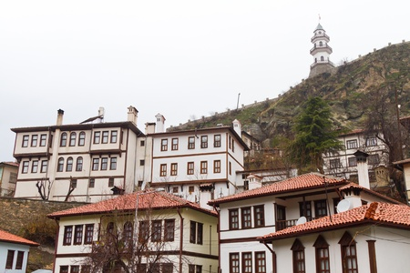 Old Traditional Buildings from Goynuk, Turkey Stock Photo - 21841211
