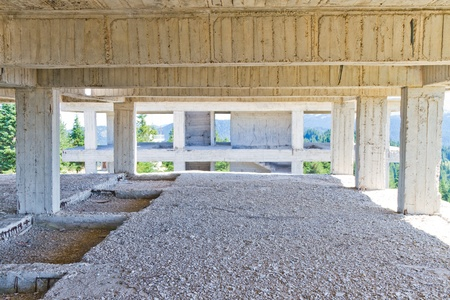 Abandoned Construction photo