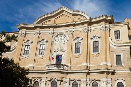 oratoria: Oratorio de San Felipe Neri, Roma, Italia