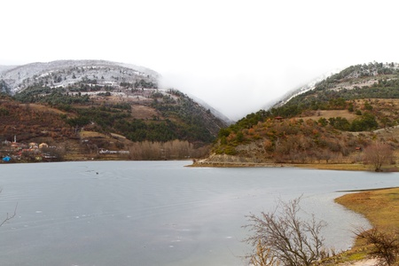 golu: Goynuk Cubuk Lake from Turkey