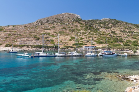 Port of Ancient Knidos, Datca, Turkey photo