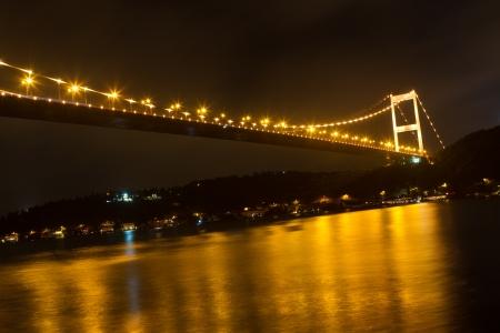 mehmet: Fatih Sultan Mehmet Bridge, Istanbul, Turkey