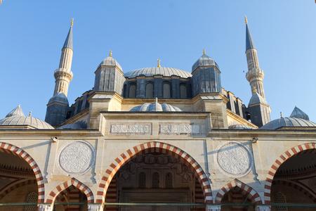 the selimiye mosque: Selimiye Mosque, Edirne, Turkey