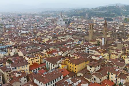 Florence Cityscape, Italy photo