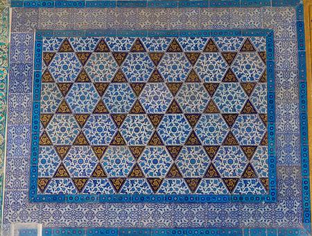 Blue Tile Stock Photo - 22604105