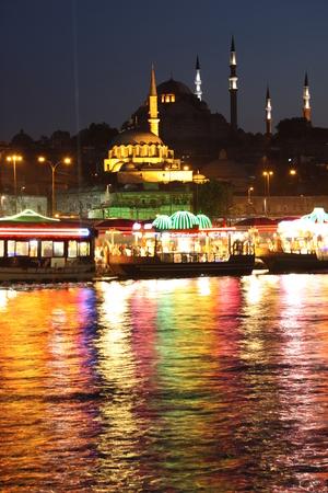 cami: Suleymaniye and Rustem Pasa Mosque, Istanbul, Turkey