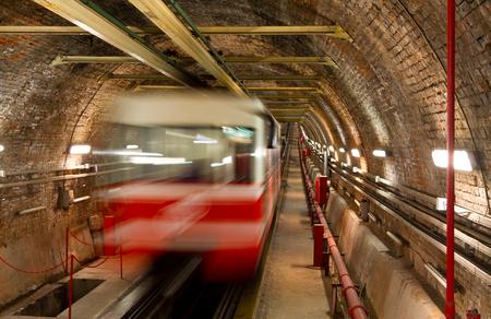 tunel: Tunnel