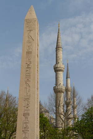 Obelisk of Theodosius photo