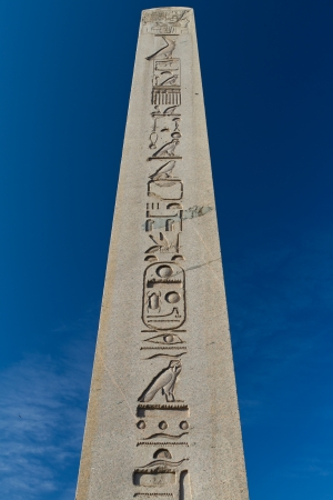 Obelisk of Theodosius from Istanbul, Turkey photo