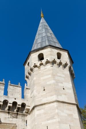 topkapi: Topkapi Palace Tower, Istanbul
