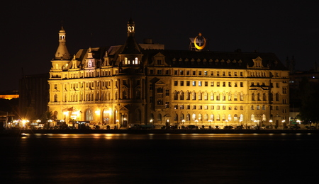 Haydarpasa Train Station, Istanbul, Turkey 新聞圖片