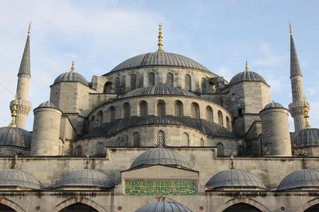 blue mosque: Sultanahmet Blue Mosque, Istanbul, Turkey