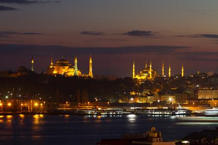 aya: Old Town of Istanbul, Turkey