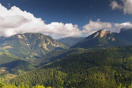 Mountains from Kastamonu, Turkey