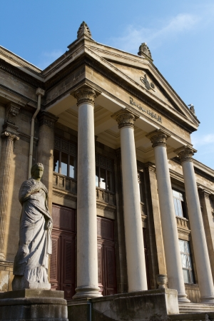 Istanbul Archaeology Museum 免版税图像
