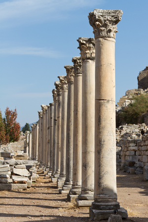 Ephesus, Turkey Stock Photo - 23513457