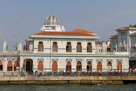 marmara: Buyukada Passenger Ferry Port