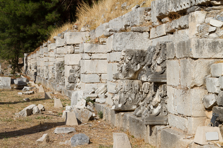 Ephesus, Turkey Stock Photo - 23520236