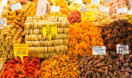 frutos secos: Frutos secos en Bazar de las Especias