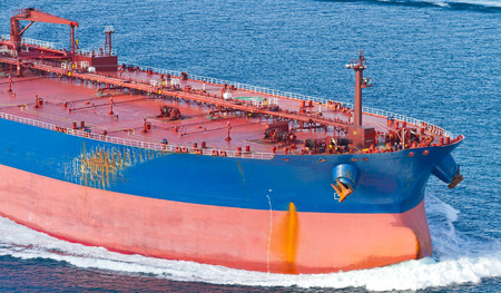 Tanker Ship Stock Photo - 28277280