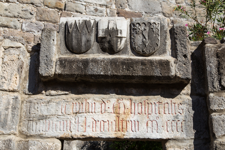 mugla: Knight Symbols in Bodrum , Mugla, Turkey