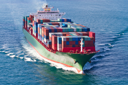 containers: Container Ship