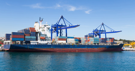 containerschip: Container Ship