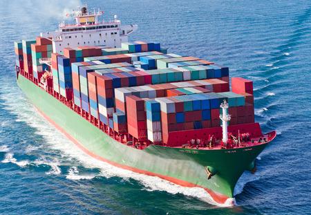 mer ocean: Porte-conteneurs