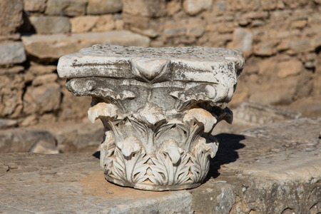 order in: Architectural Order in Ephesus Ancient City, Izmir, Turkey