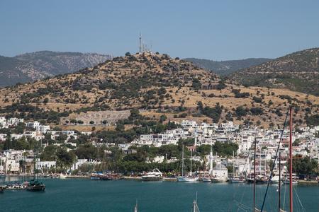 mugla: Bodrum Town in Mugla City, Aegean Turkey