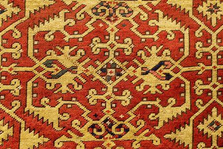 oriental rug: Detail of Turkish Carpet in Istanbul City
