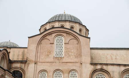 fatih: Zeyrek Mosque in Fatih, Istanbul City, Turkey Stock Photo