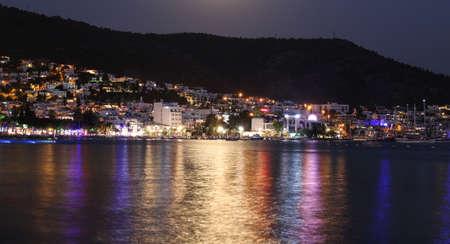 mugla: Bodrum Town in Aegean Coast of Turkey