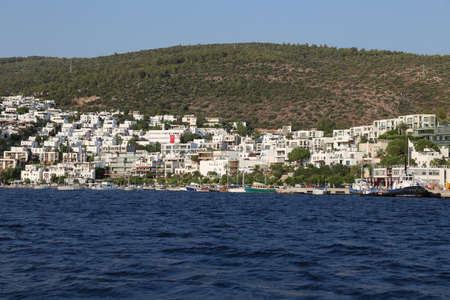 aegean: Bodrum Town in Mugla City, Aegean Turkey