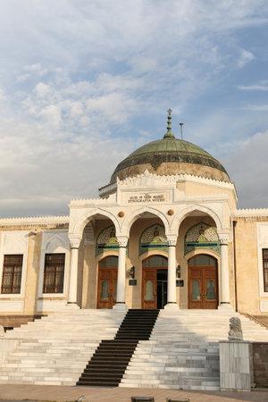 Ethnography Museum of Ankara Building in Turkey