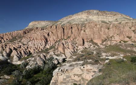 Rose Valley in Cavusin Village, Cappadocia, Turkey
