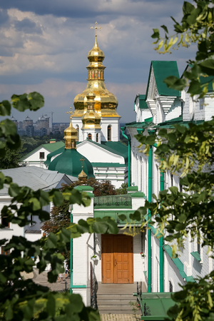 Nativity of Our Lady Church in Kiev City, Ukraine