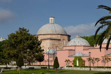 Hagia Sophia Hurrem Sultan Bathhouse in Sultanahmet Square, Istanbul City, Turkey