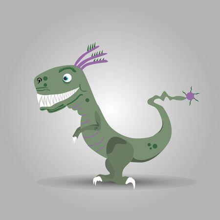 Dinosour t-rex