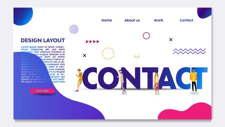 Men, App, Connection, Success, Computer