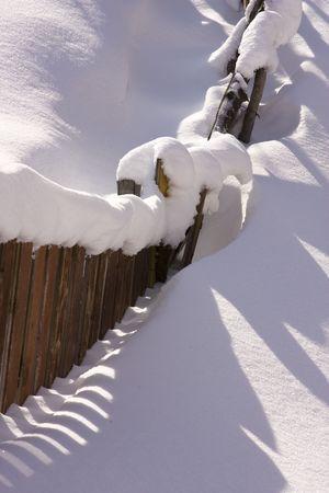 republika: Snowy mountain winter landscape, Jahorina, Republika Srpska, Bosnia Stock Photo