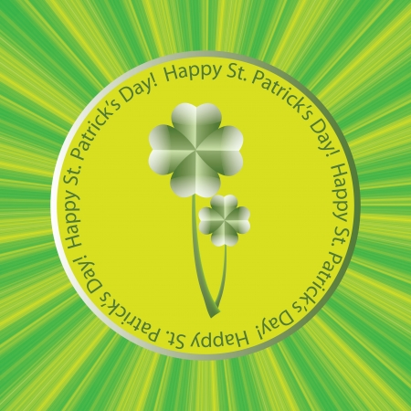 Happy Saint Patrick Vector