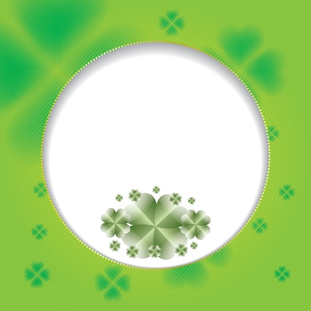 Happy Saint Patrick Stock Vector - 17195090