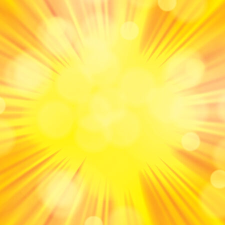 Sunny abstract background. Enjoy the summer Vector