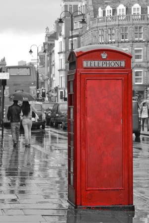 phonebooth: British Telephone